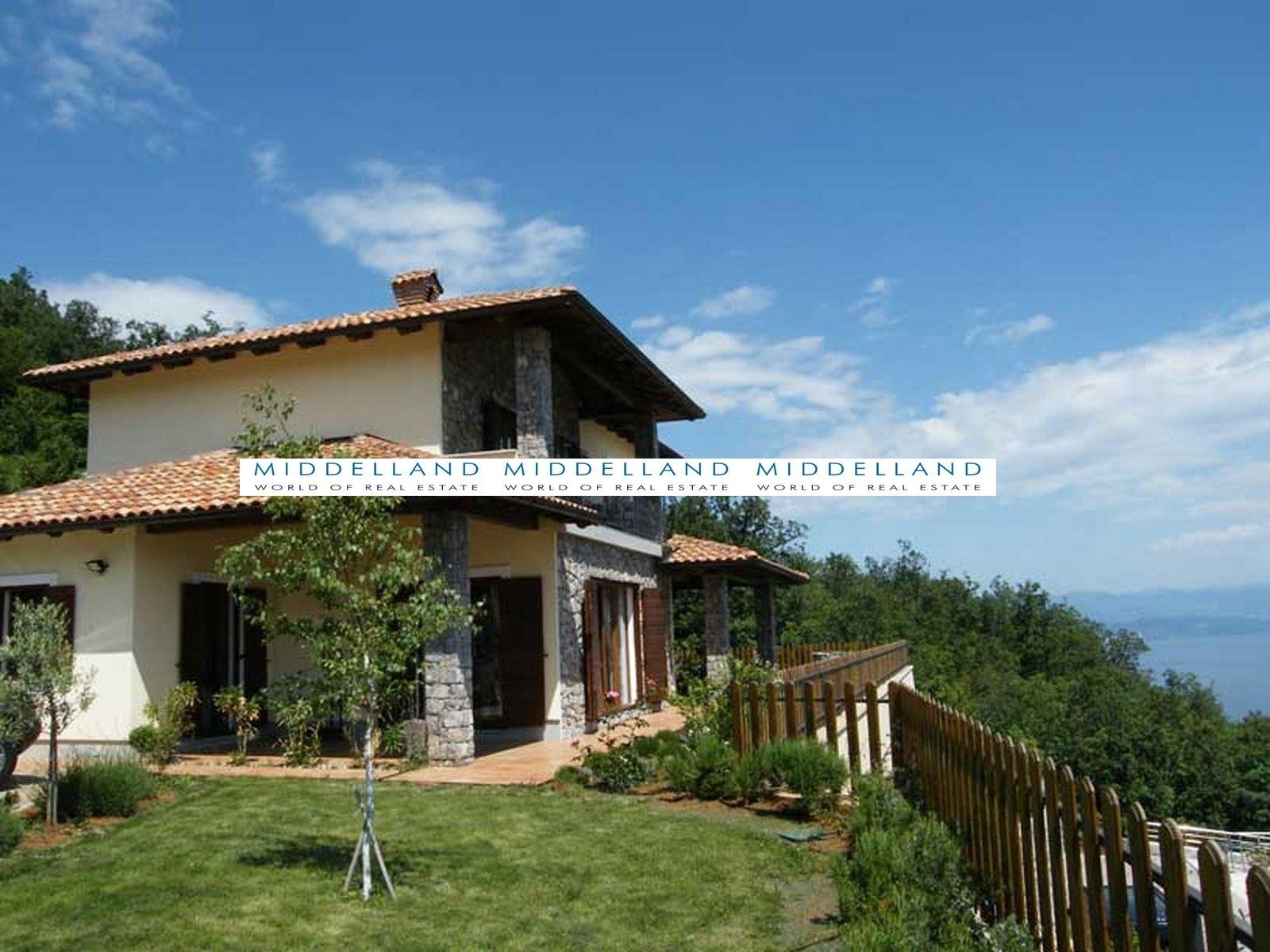 Immobiliers vendre villa maison vendre en istria for Acheter une maison en croatie